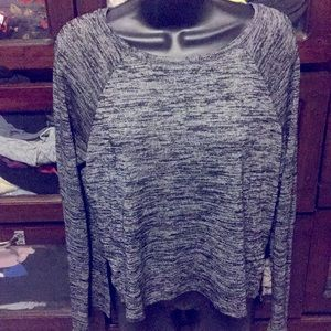 Soft comfortable sweater.
